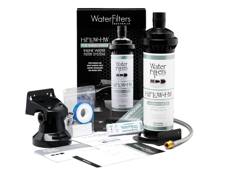 Harshwater HiFlow Inline Filter System